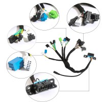 [UK Ship No Tax]5-in-1 Benz EIS ELV Test cables Works Together with VVDI MB TOOL
