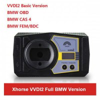 Xhorse VVDI2 Full BMW Function (Basic+ BMW OBD+BMW CAS4+BMW FEM/BDC)