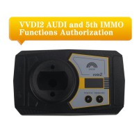 Original Xhorse VVDI2 VAG 5th IMMO Functions Authorization Service