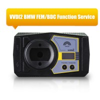 Xhorse VVDI2 BMW FEM/BDC Function Authorization Service