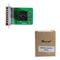 [ No Stock]Original Xhorse VVDI Prog M35160WT Adapter(SA1864 can replace)