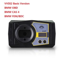 Xhorse VVDI2 Basic with BMW OBD2+BMW CAS4+BMW FEM/BDC VVDI2 Full BMW Function