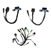 BENZ EIS/ESLCable+7G+ISM + Dashboard Connector MOE001 Work with VVDI MB Tool