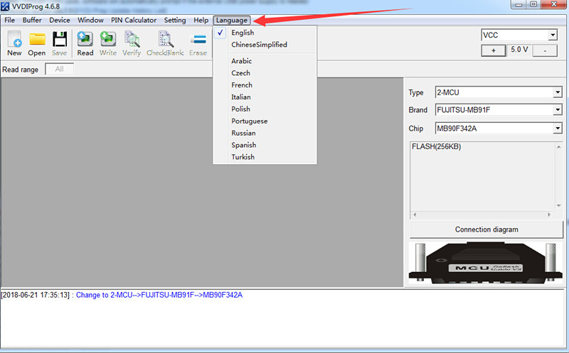 Xhorse V6 6 7 VVDI2 All Functions(Total 13 Authorizations Included) Plus  V4 8 8 VVDI Prog Programmer