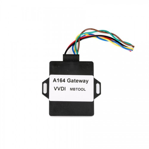 [UK Ship No Tax]EIS ELV Test cables for Mercedes Plus A164 Gateway Works with VVDI MB BGA TOOL 12pcs/lot