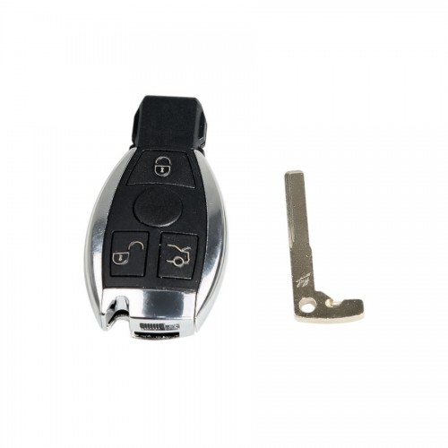 [UK/EU Ship]Xhorse VVDI BE Key Pro Improved Version Plus Key Shell 3 Button with Benz Logo Complete Key Package Can exchange MB BGA token