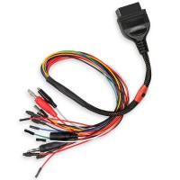 MPPS V21 OBD Breakout ECU Bench Pinout Tricore Cable for All ECU Connections