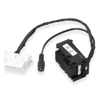 BMW ISN DME Cable for MSV and MSD compatible with VVDI2 read ISN on bench