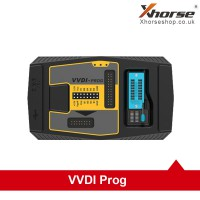 [UK Ship No Tax] V4.9.4 Original Xhorse VVDI PROG Lifetime Free Update Online with Multi-Language