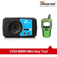 [UK Ship No Tax]Xhorse V1.6.0 VVDI BMW Mileage Correction, Coding and Programming Tool send 1 Free VVDI Mini Key Tool