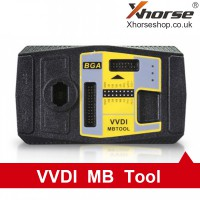 [UK Ship No Tax]Xhorse VVDI MB BGA Tool Get 1 free token everyday Only For Condor Cutter Machine Owner