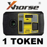 1 Token for Xhorse VVDI MB BGA Tool Password Calculation