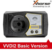 [No Tax]Xhorse VVDI2 Commander Key Programmer Basic Version(Transponder programmer+Passthru J2534+PSA)