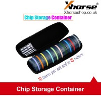 [UK/EU Ship] Transpoder Box Chip Storage Container 10pcs/lot work with Super Chips