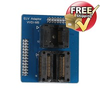 VVDI MB NEC ELV adapter for Benz W202/W204/W212 Free Shipping
