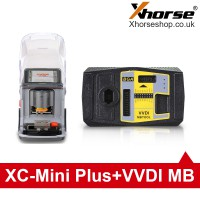 [UK/EU Ship] Xhorse Condor XC-Mini Plus and VVDI MB BGA Tool(1 Free Token Everyday) Send Free Extra 1 Year Unlimited Tokens